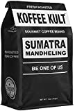 Sumatra Mandheling Coffee Beans, Whole Bean - Fresh Roasted Coffee by Koffee Kult 16oz