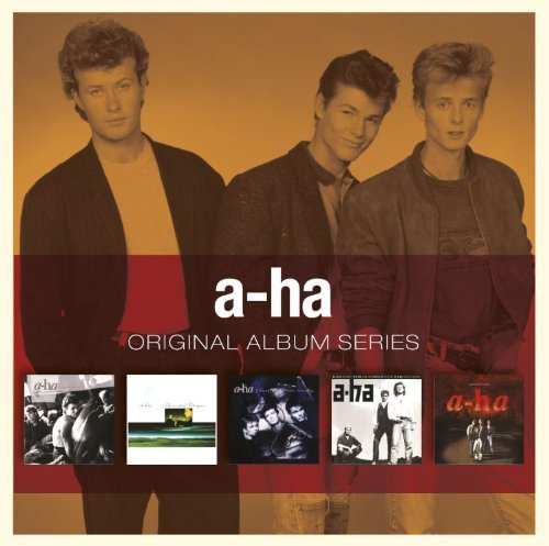 A-Ha - Original Album Series By A-Ha - Zortam Music