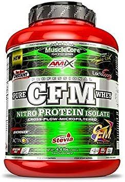 AMIX MuscleCore CFM Nitro Protein Isolate - 2 kg Doble ...