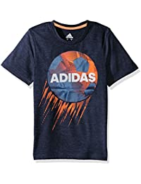 Boys' Short Sleeve Active Tee Shirt