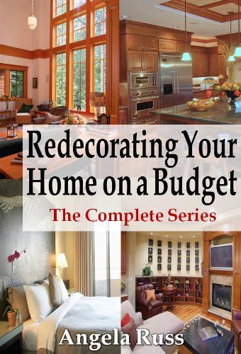Amazon.com: Redecorating Your Home on a Budget - The ...