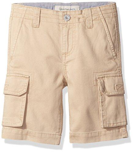 Tan Boys Shorts - 3