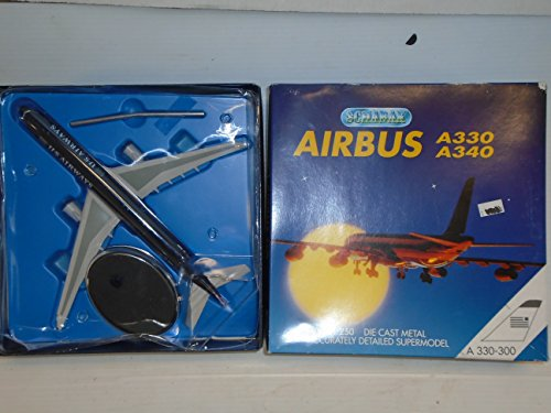 schabak-airbus-a330-300-us-airways-1250-die-cast-metal-accurately-detailed-supermodel-made-in-german