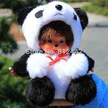 Amazon.com: New 2015 Super HOT NOVELTY ITEM Monchhichi Doll Panda Stuffed Animal Kawaii Cute Plush Soft Toy For Baby Girl Kid Birthday Gift: Baby