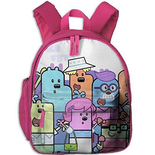 Kids Toddler Wow! Wow! Wubbzy! Preschool Backpack Bags
