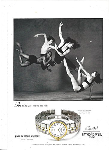 print-ad-for-1994-raymond-weil-parsifal-two-tone-watches-ballet-dancer-scene