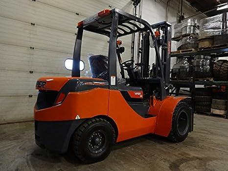 Brand New 2017 Viper FD35 Forklift 8000LB Dual Drive Side Shift Fork