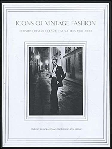 Icons of vintage fashion book 78