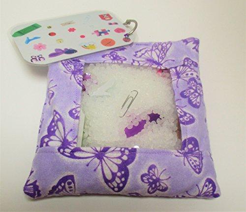 Purple Butterfly Busy Bag ()