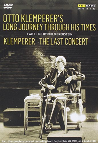 Otto Klemperer's Long Journey Through His Times [2DVD + 2CD]