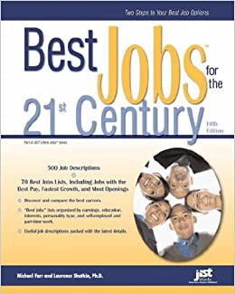Best Jobs For The 21st Century Michael Farr Laurence border=
