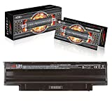 LB1 High Performance 6600mAh Battery for Dell Inspiron N5010 N5030 N5110 N7010 N7110 Fits 312-0234 9T48V W7H3N
