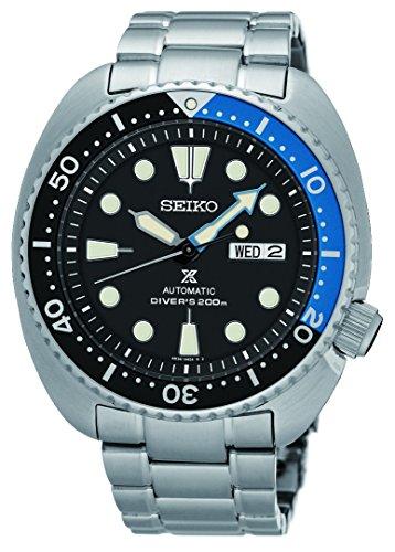 - Seiko Prospex Automatik Diver's SRP787K1 Automatic Mens Watch 200m Water-Resistant