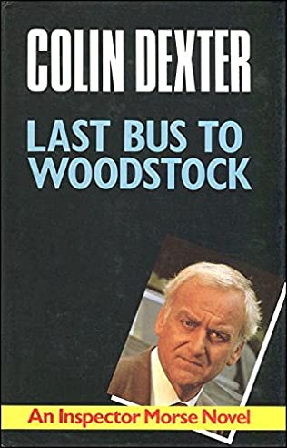 book cover of Last Bus to Woodstock