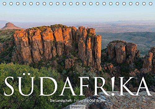 sdafrika-die-landschaft-tischkalender-2018-din-a5-quer-13-phantastische-fotografien-von-spketakulren-landschaften-sdafrikas-monatskalender-natur-kalender-apr-01-2017-bruhn-olaf