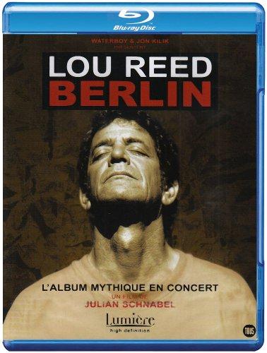 Lou Reed: Berlin [Blu-ray] [Import belge]