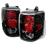 95 jeep grand cherokee parts - For 93-98 Jeep Grand Cherokee SUV Black Bezel Rear Tail Lights Brake Lamps Replacement Pair Left + Right
