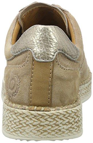 Zapatos Oxford de Natur para J95043 Mujer Bugatti 650 Beige Cordones xS5I4q