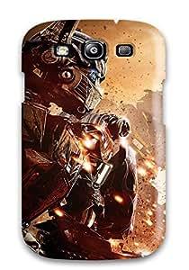 Galaxy S3 UudncRk1491hwxhU Optimus Bumblebee In Transformers 3 Tpu Silicone Gel Case Cover. Fits Galaxy S3