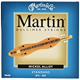 Martin M640 Nickel Alloy Dulcimer Strings