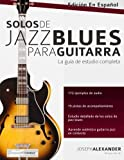 img - for Solos de jazz blues para guitarra (Spanish Edition) book / textbook / text book