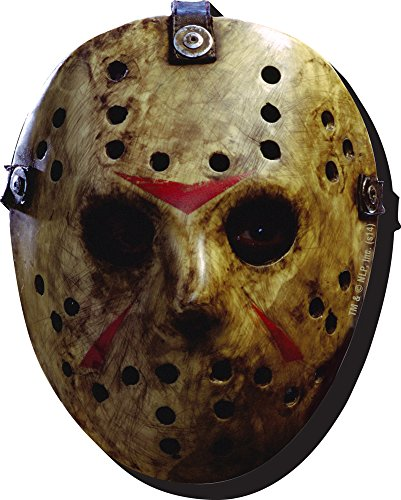 Aquarius Friday the 13th- Mask Funky Chunky Magnet (Horror Movies Costumes)