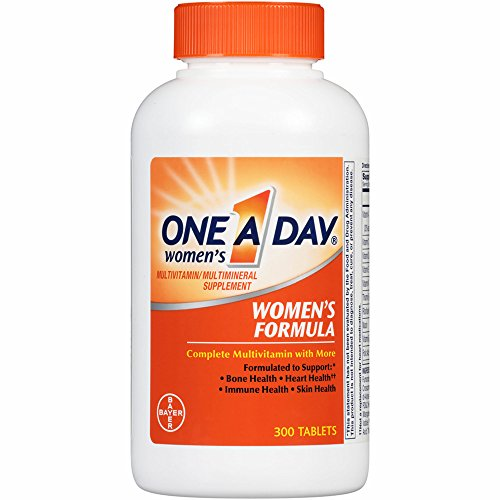 One A Day Women's Multivitamin Tablets, 300 ct.