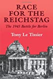 Race for the Reichstag, Tony Le Tissier, 0714649295