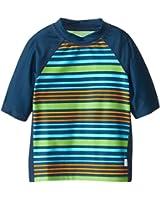 i play Boys' Baby Unisex Short Sleeve Rash Guard Upf 50+