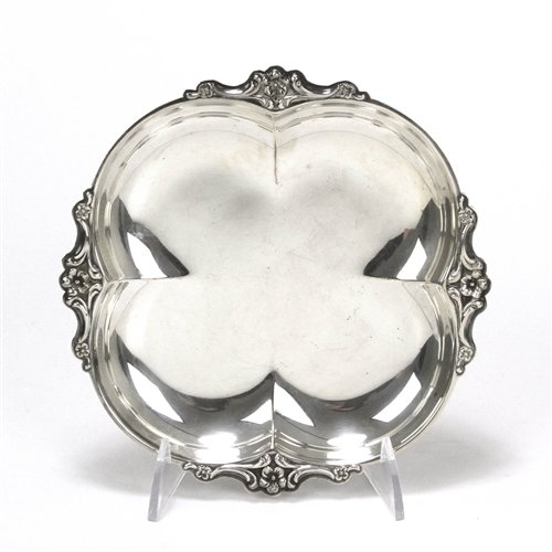 Empress by International, Silverplate Bonbon Dish