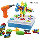 YOFIT Electric Drill Toy Set STEM Toy Early