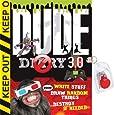 Dude Diary 3.0 Write Stuff, Draw Random Things, Destroy If Needed