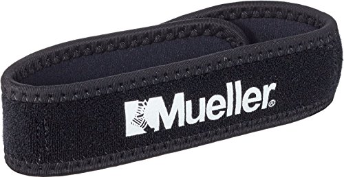 Mueller Jumpers Knee Strap BLACK