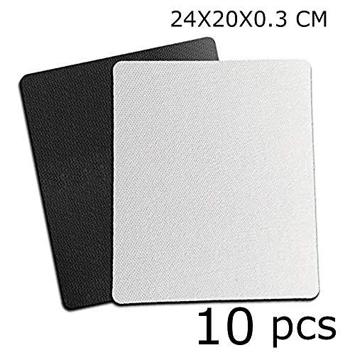 10pcs Mouse Pad Sublimation