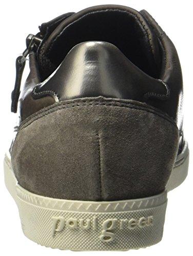 Paul Green 4294361, Sneaker Donna grigio