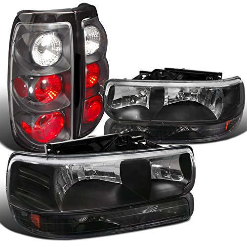 01 silverado euro headlights - 4