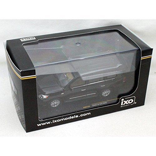 1/43 レクサス LX570 2010 ブラック MOC123