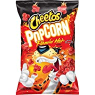 Cheetos Popcorn, Flamin' Hot, 6.5oz Bag