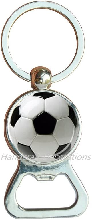 Astra Gourmet 8 Pack Soccer Ball Keychains//Soccer Bottle Openers for 2018 World Soccer Game Trophy Mascot Souvenir Gift Kids Party Favors /& School Carnival Prizes