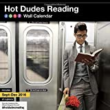Hot Dudes Reading 2017 Wall Calendar (Calendars 2017)