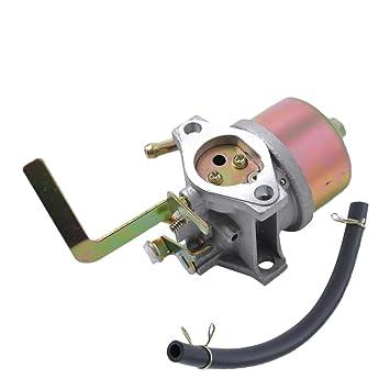 Homyl Gas Carb Carburetor for Yamaha MZ175 EF2700 EF2600