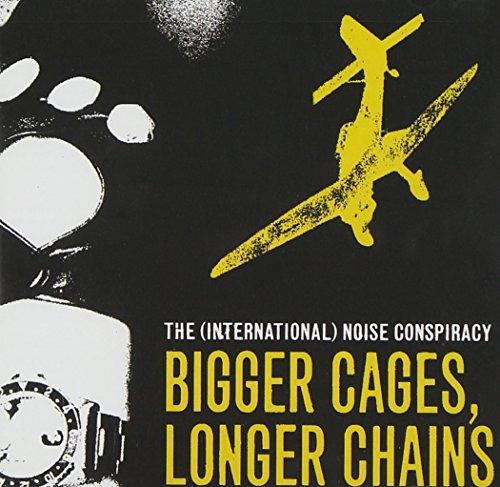 Cages Bigger (Bigger Cages, Longer Chains)