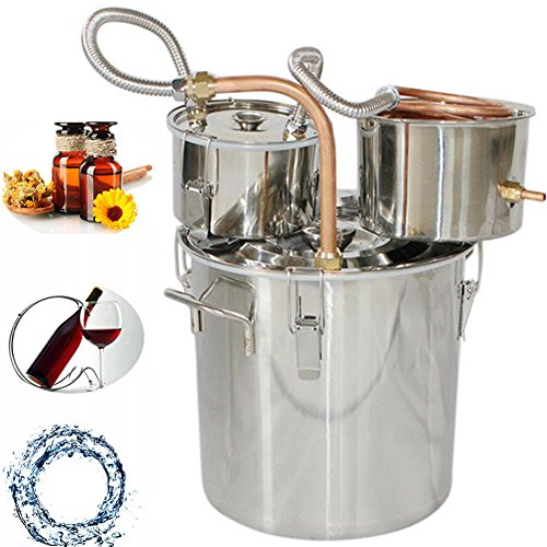 Creation Core 30L/8Gal Stainless Steel Boiler Wine Water ...
