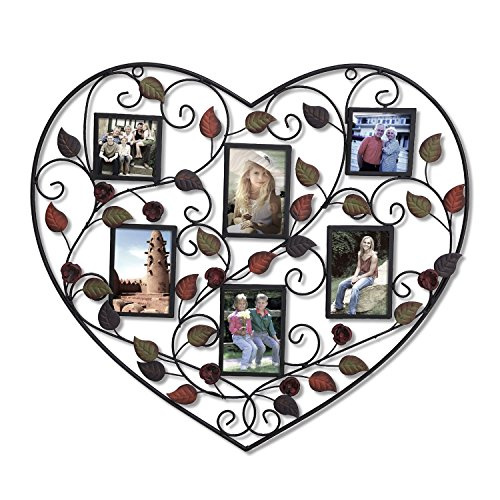 heart collage frame - 2