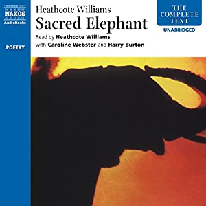 Sacred Elephant Audiobook