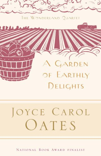 A Garden of Earthly Delights (The Wonderland Quartet Book 1)