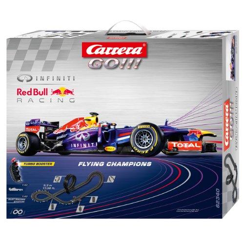 Carrera Go!!! - 20062340 - Circuit De Voiture - Flying Champions