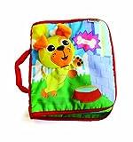 Lamaze Peek-A-Boo Puppy Cloth Book, Baby & Kids Zone