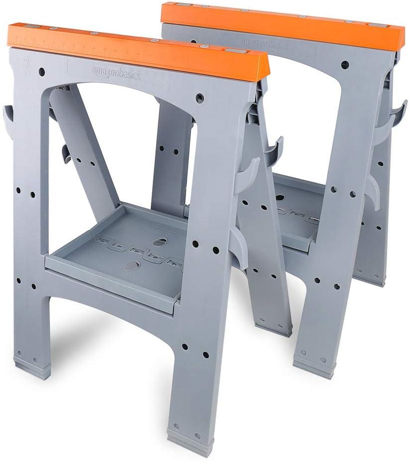 AmazonBasics Folding Sawhorse