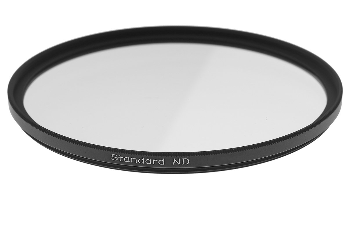Firecrest ND 52mm Neutral density ND 0.9 (3 Stops) Filter for photo, video, broadcast and cinema production